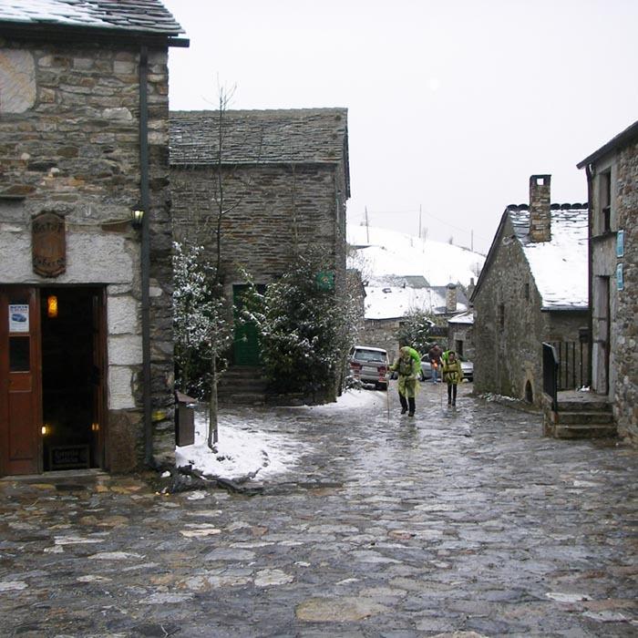 Etapa 23 del camino de Santiago, Villafranca del Bierzo - O Cebreiro