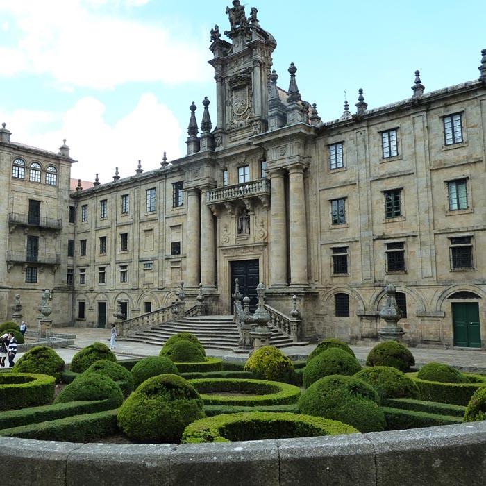 Etapa 29 del camino de Santiago, Pedrouzo y Santiago de Compostela
