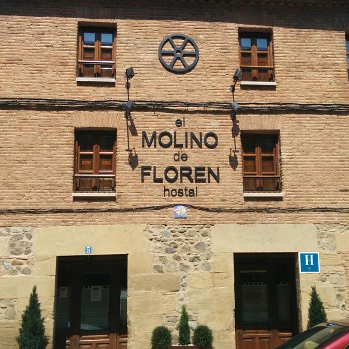 hostal molino de floren