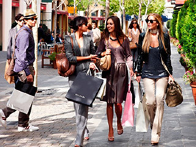 Las Rozas Village Shopping Express