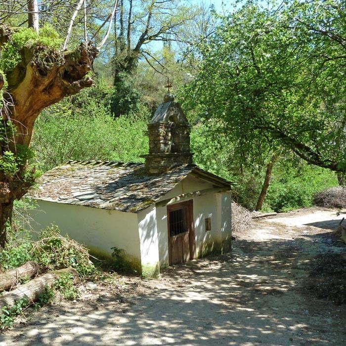 Etapa 25 del camino de Santiago, Triacastela - Barbadelo