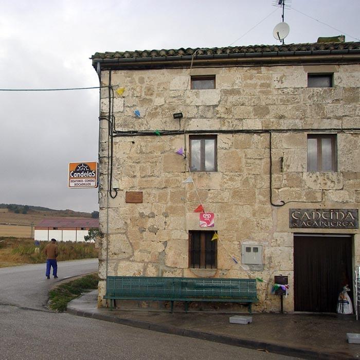 CAMINO DE SANTIAGO - etapa 11 : SAN JUAN DE ORTEGA – BURGOS
