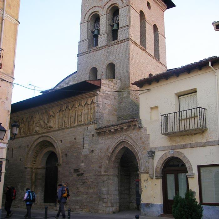 Etapa 15 camino de Santiago entre Carrión y Terradillos de Templarios