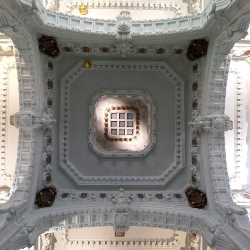 cúpula cibeles