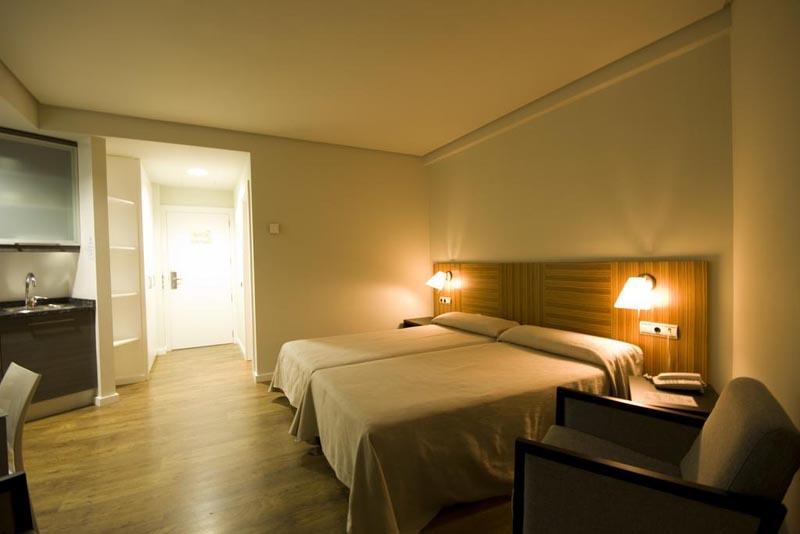 hotel isaba habitaciones