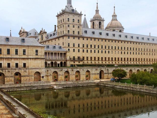 EL ESCORIAL -MADRID NORTE